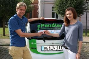 E-Pendler-Aktion